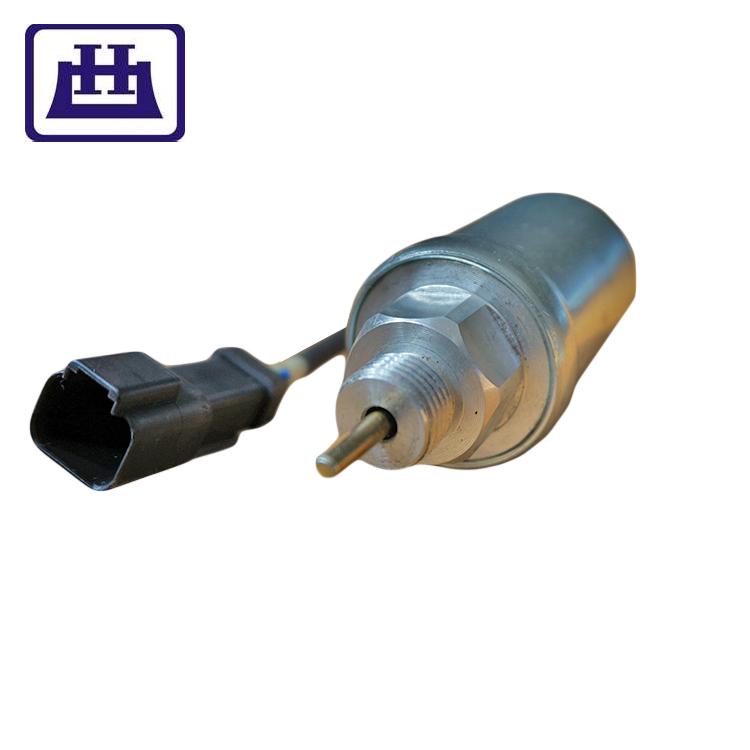 Fuel Shut Off Stop Solenoid U85206452 For Caterpillar Cat 3024 Perkins HL403C-15 HR404C-22T 402D 403D 404D 404C 403C Engine