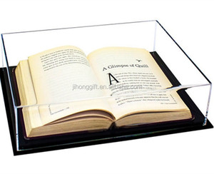 Acrylic Name Book Holder