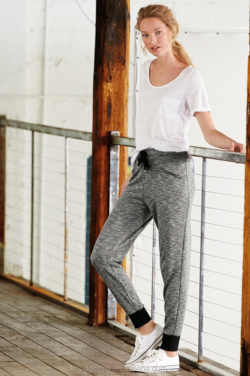 Simple Jogger Pants For Women 2018 | FashionGum.com