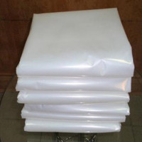 Thick Mattress Storage Bag for Moving and Storing Clear 4 MIL Plastic Protector Bedding and Furniture From Moisture