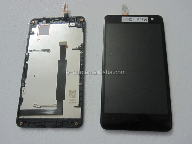 For Nokia N625 Lumia 625 Lcd Digitizer Touch Screen Replacement ...