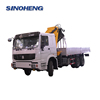 Chine Famous Brand most popular forland lorry truck mounted crane for sale