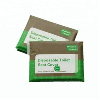 Disposable Hygienic Tissue Paper Toilet Seat Cover