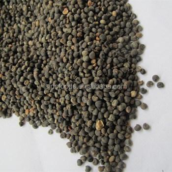 Crude Medicine Dried Okra Seeds Okra Seed Powder