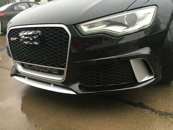 Front Bumper For Audi A6 C7 2013-2015 Look Rs6 - Buy Front Bumper For Audi  A6 C7,Bumper For Audi A6 C7 2013-2015,Front Bumper For Audi Look Rs6