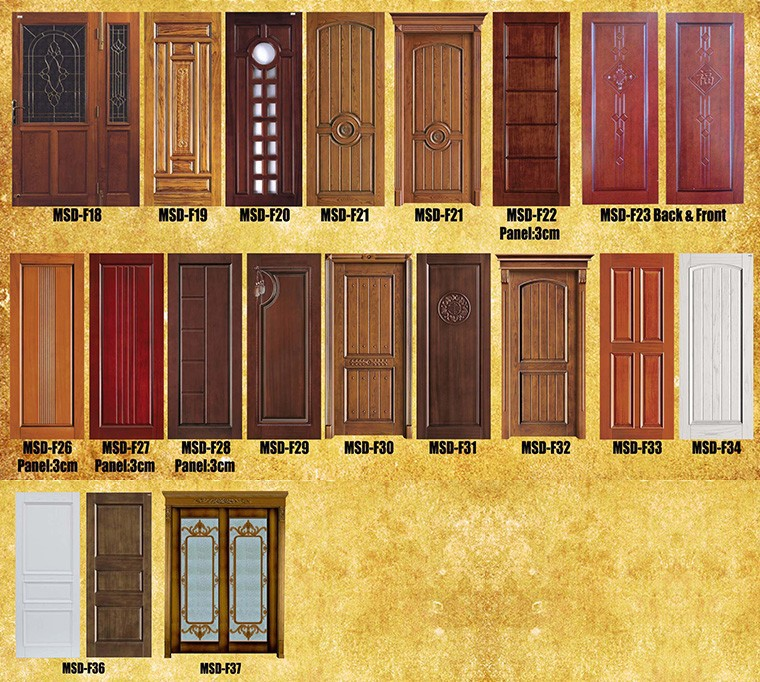 New single wooden door designs for Indian homes. New single wooden door designs for Indian homes  View single