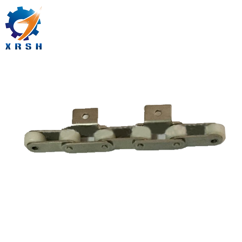 C2082HP overhead stainless steel roller conveyor chain