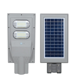 ALLTOP Super brightness ip65 waterproof 30w 60w 90w integrated all in one led solar street light