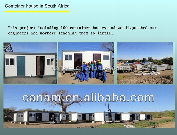 low cost house container