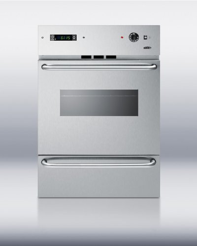 Steel Electric Wall Oven in Stainless Steel