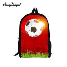 Рюкзак на заказ Childdrens Cool 3D Baseballs с принтом, школьные сумки для мальчиков-подростков, баскетбольные мячи, Рюкзак 16(Китай)