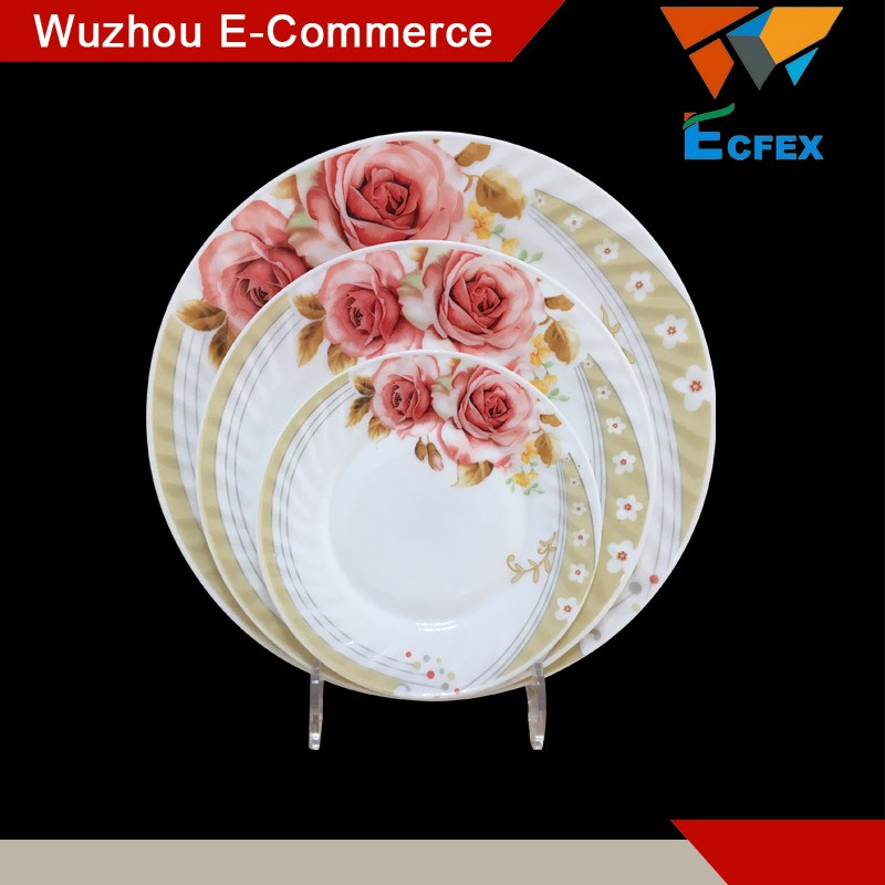 Healthy opal glass material light weight dinner plates  sc 1 st  Alibaba : light weight dinner plates - Pezcame.Com