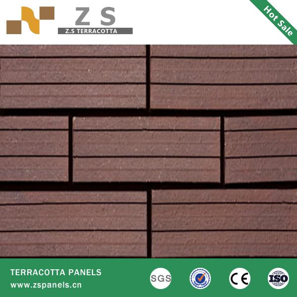 fabricantes de la pared exterior fachadas terracota terracota de la pared de azulejos frente ladrillo