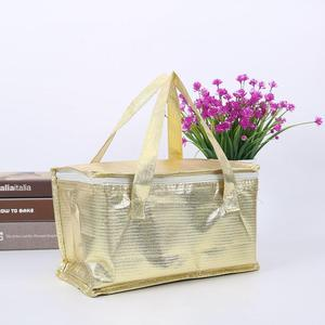 Hot sale insulated cool carry portable cake cooler bag for frozen food