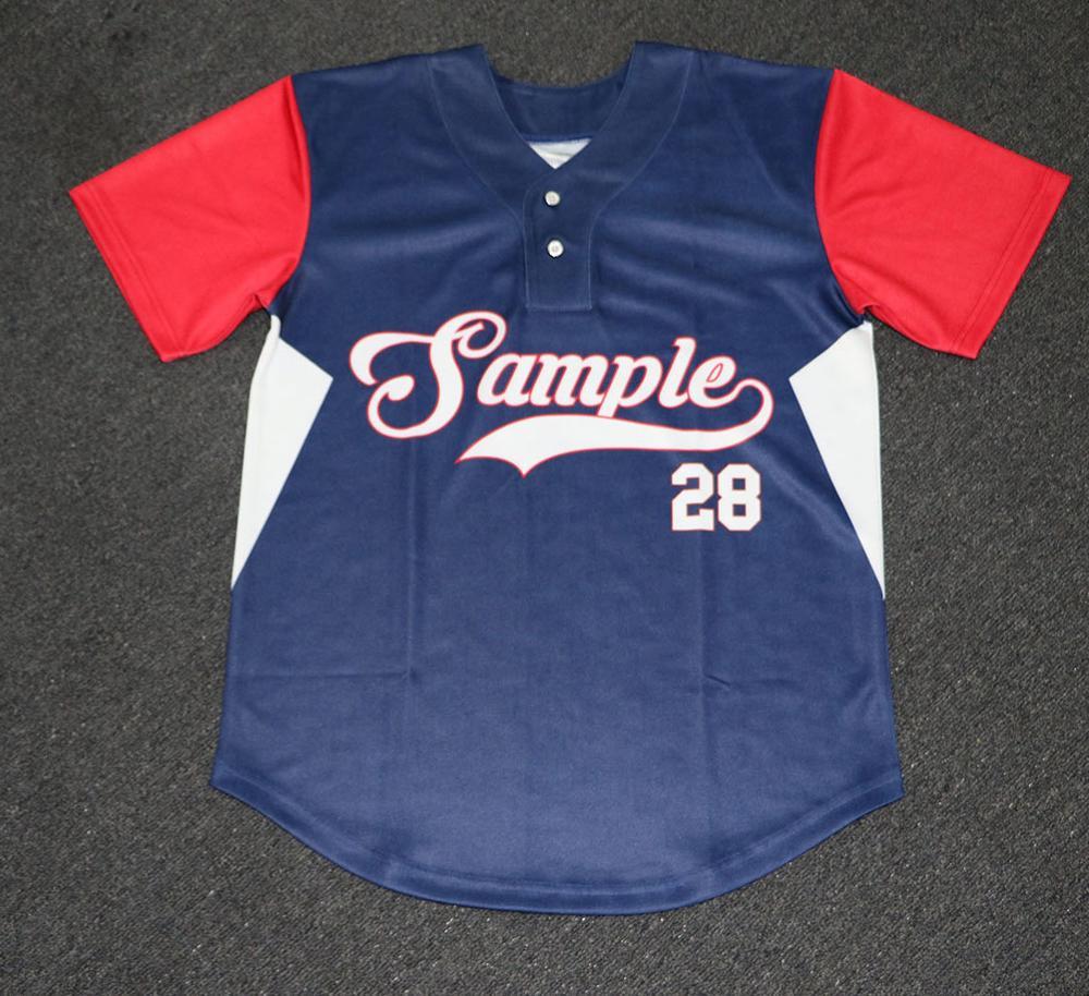 super popular 7e20d ffa3b Custom Baseball Uniforms Wholesale Cheap Blank Sublimated 100% Polyester  Coed Softball Shirts Baseball Jerseys - Buy Baseball Jersey Youth,Baseball  ...