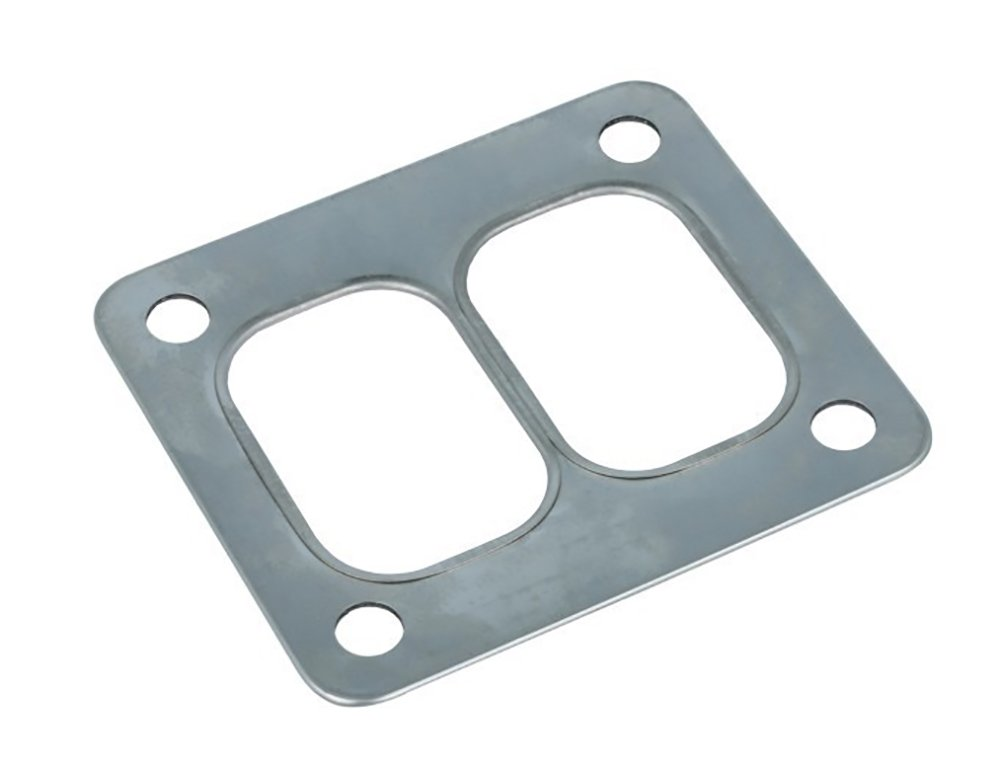 T3 Turbo Turbocharger Inlet Gasket Stainless Steel T3//T4 Garrett Precision PTE Turbonetics