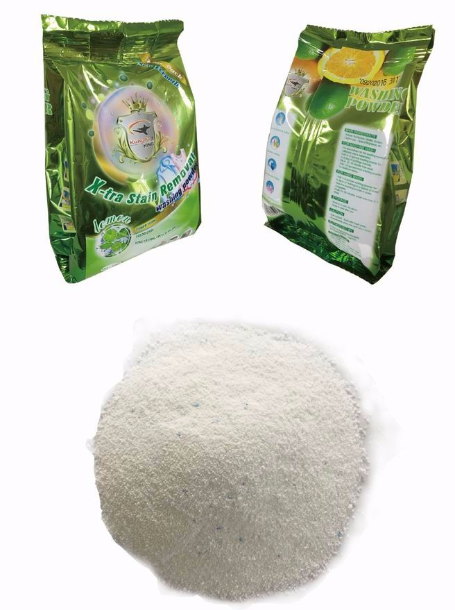 High active substance new packaging concentrated detergent