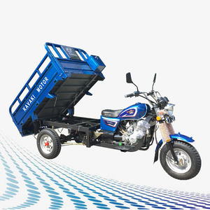 KAVAKI Brand motorcycle truck used cargo three wheel motorcycle/5 wheel scooter