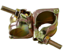 BS1139 scaffold Swivel coupler ring clamp 48.3mm