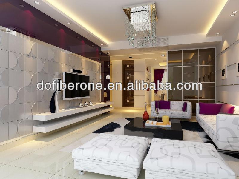 30x30cm Stone Texture Fiberglass Smc Wall Ceiling