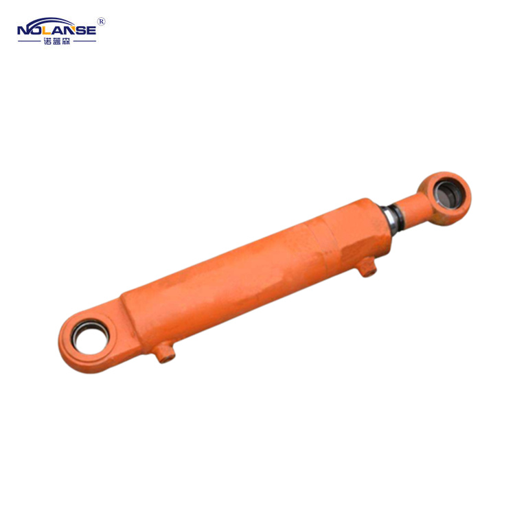China Supplier Customize Mini Hydraulic Cylinder Double Acting Single Acting