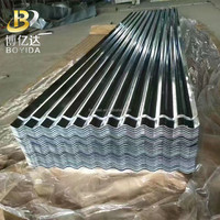 building materials galvanized sheet metal roofing 0.14mm