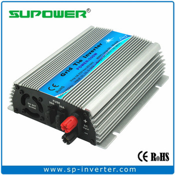 High quality Indoor design 500w Solar Micro Grid Tie Inverter for small Solar Power System