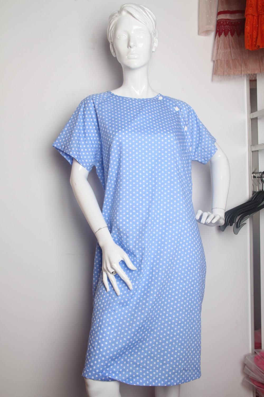 d4781a3d7 Ecoach 2016 mujeres de maternidad de enfermería ropa camisón venta al por  mayor logotipo personalizado de