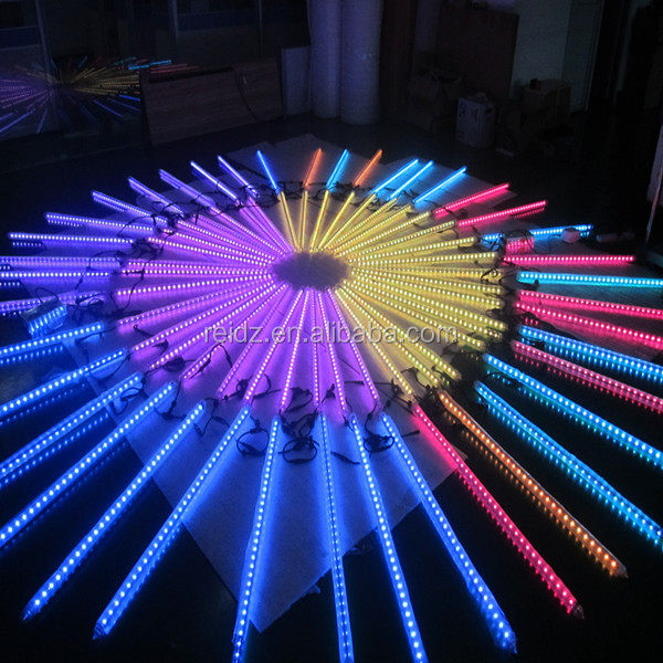 Starfall Rgb 3d Dmx Tube Madrix Led Lighting Control Software ...