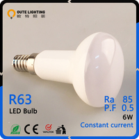 High Quality 6W E27 R63 Led Lighting In The Home