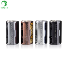 2018 new products YOSTA livepor 256W ecig vape box mod mech mod for ncr rda