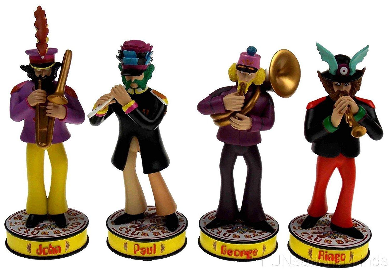 The Beatles Yellow Submarine Ringo Starr Premium Motion Statue Factory