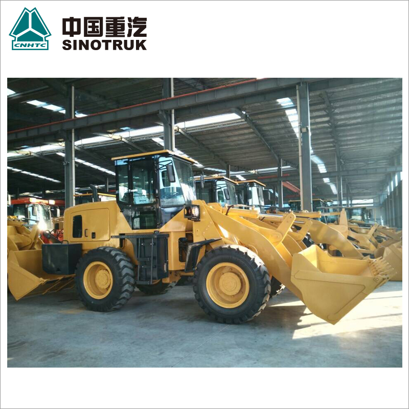 high quality low price lonking 3000kg wheel loader