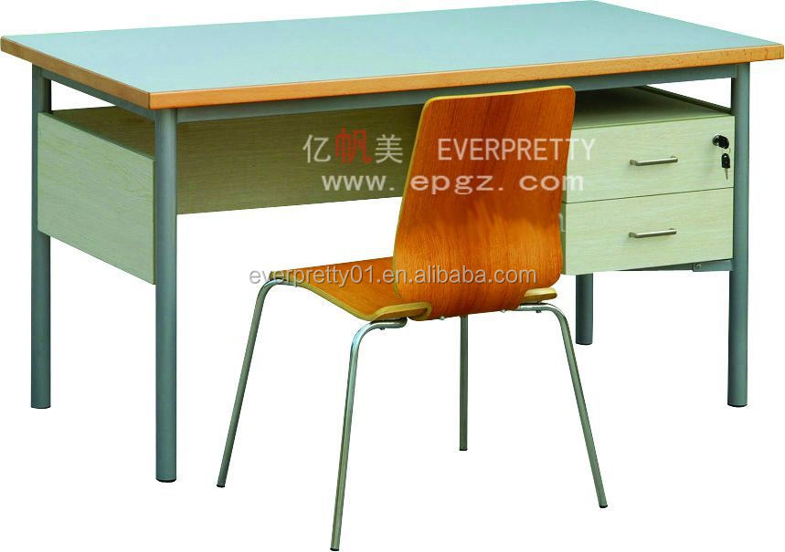 Cheap school furniture high quality desk and chair teacher for Good quality inexpensive furniture