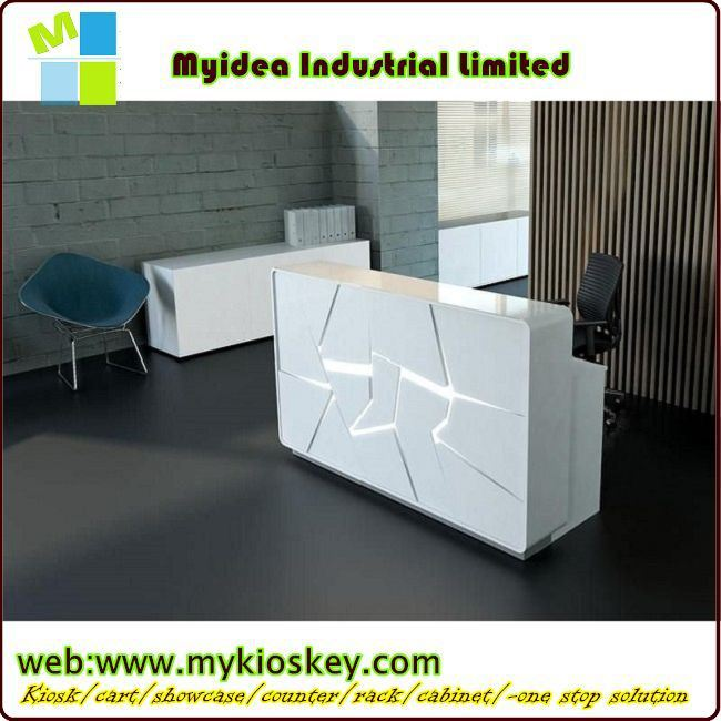 New Advertising Hotel Reception Counter Design,Hotel Reception Desk Design  19 bar espresso coffee maker