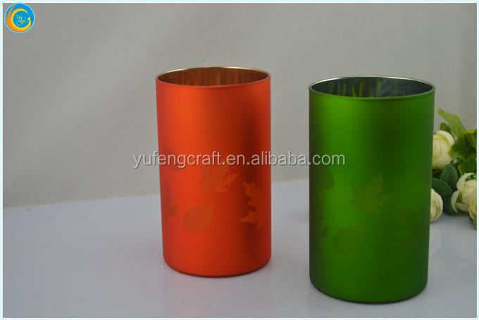 slive altos baratos jarrones de cristal al por mayor vasos de martini vidrio