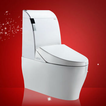 Chaozhou Porcelain Factory Bathroom Commode Western One Piece Toilet Price