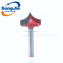 Tungsten carbide router bits for wood woodworking 6mm router bits set carbide end mill rotary cutter