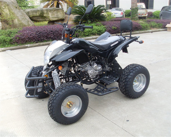 Sports ATV quad bikes for sale (STROM 200) water cooled with EEC