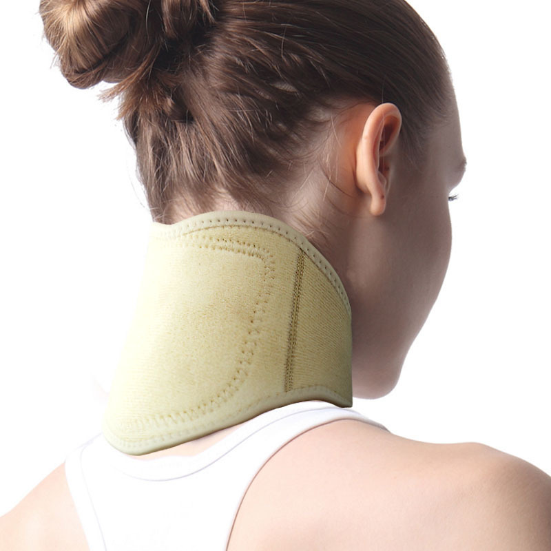 2017 Hot sale Self Heating neck care products Thermal orthopedic Neck Support Brace