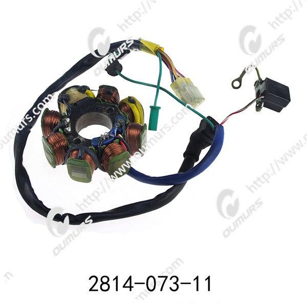 For Bajaj Discover 135 Motorcycle Racing Ignition Coil
