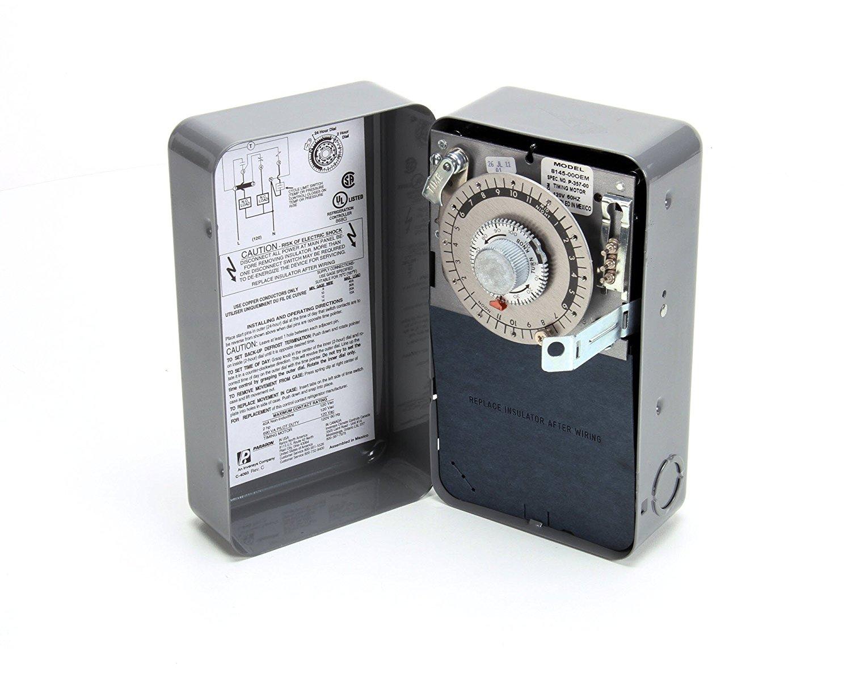 Randell ELTMR120 120-volt 60Hz Defrost Timer
