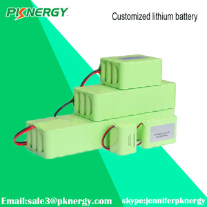 high rate 11.1v li-ion lithium polymer 12V lipo battery pack 4400mah for alarm system