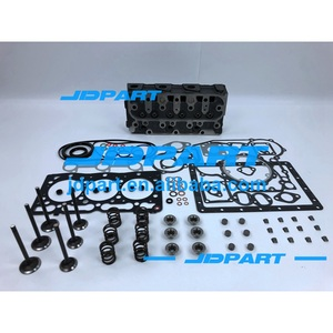 Kubota Engine D1005 Complete Cylinder Head Assy With D1005 Full Gasket Set
