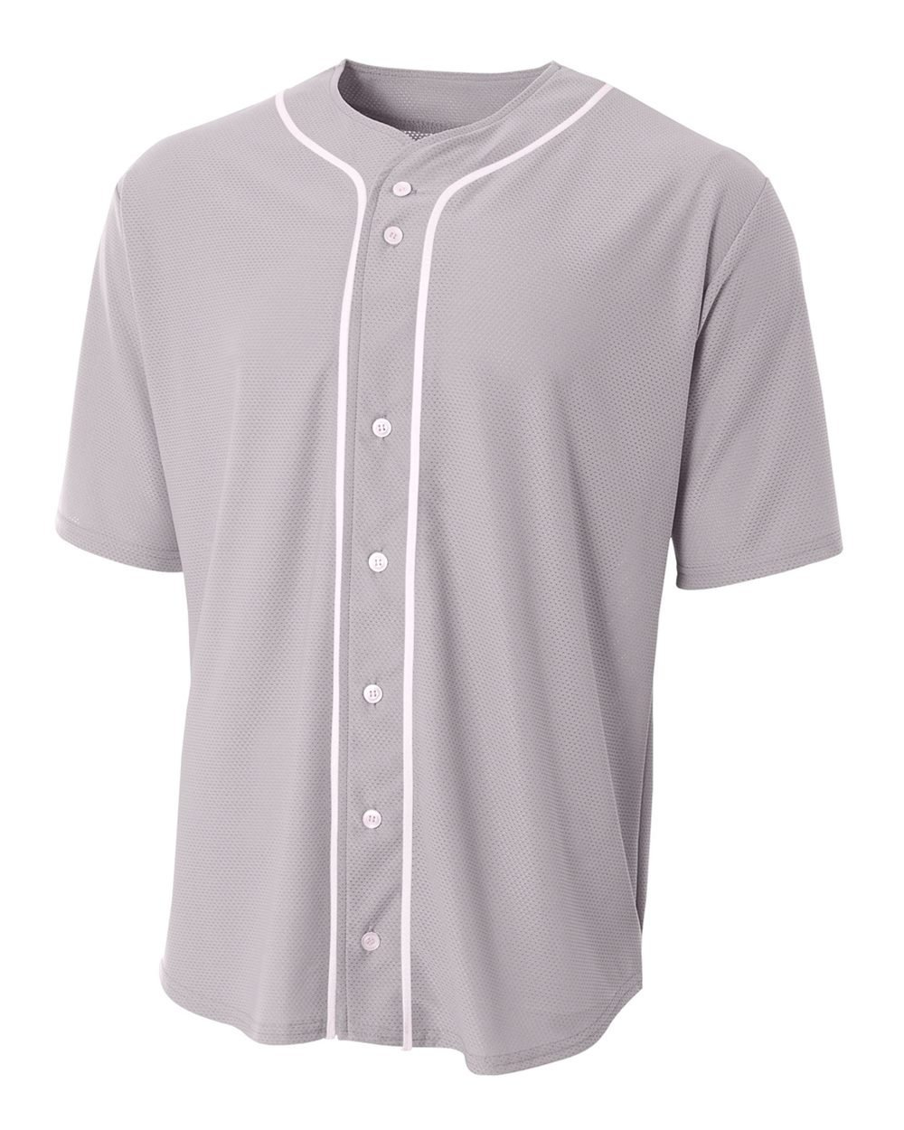 9fd60a2cb08 Get Quotations · Baseball Full Button CUSTOM or Blank Wicking Jersey (8  Uniform Colors in 10 Youth