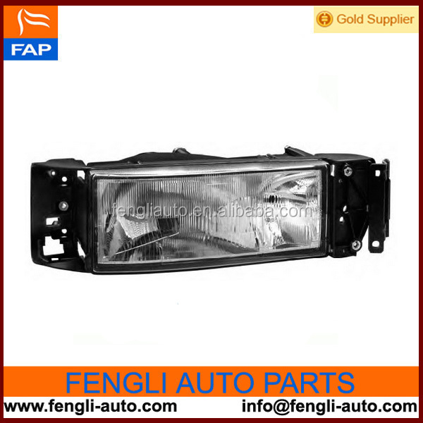 Good price of Head Light 500305102 For Iveco EuroTech trucks