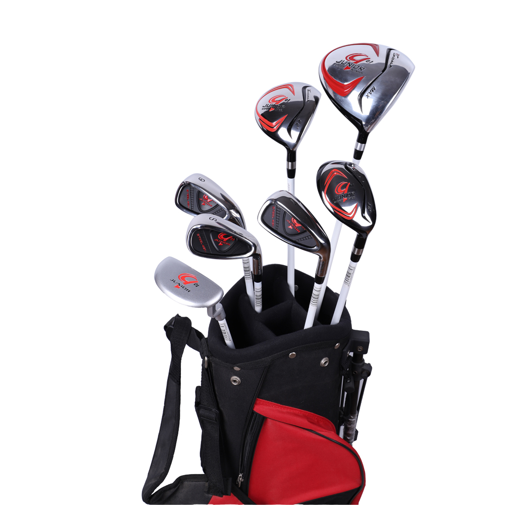 Oem Junior Golf Club Sets Complete Kids Golf Sets View Junior Golf Clubs Koala Oem Product Details From Xiamen Justin Sports Goods Co Ltd On Alibaba Com