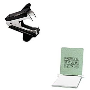 KITACC54115UNV00700 - Value Kit - Acco Pressboard Hanging Data Binder (ACC54115) and Universal Jaw Style Staple Remover (UNV00700)