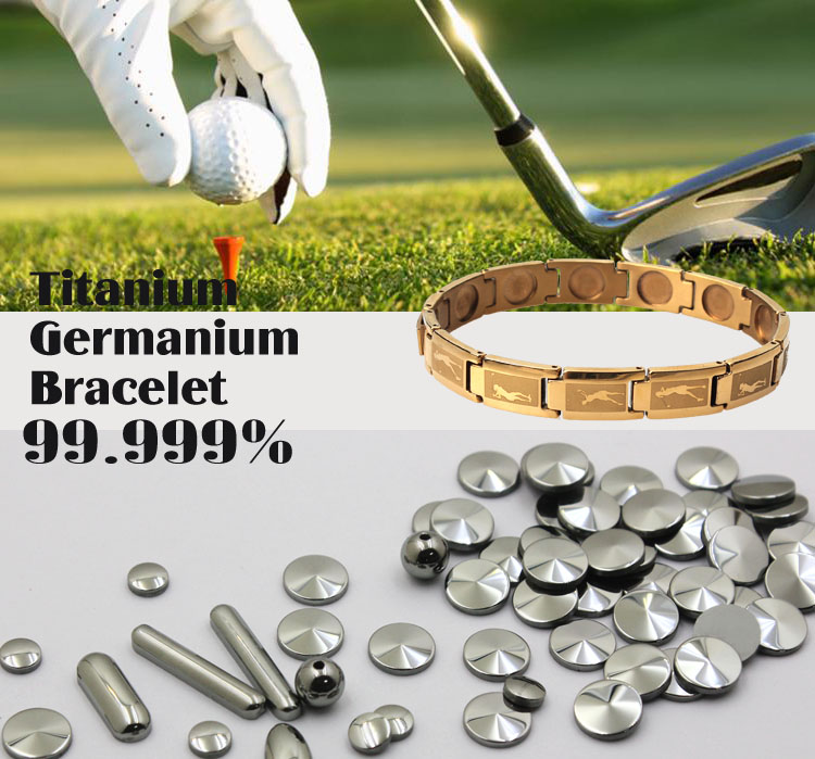 Hihg Quality 99.999% Germanium Chip With Germanium Beauty Massage Stick