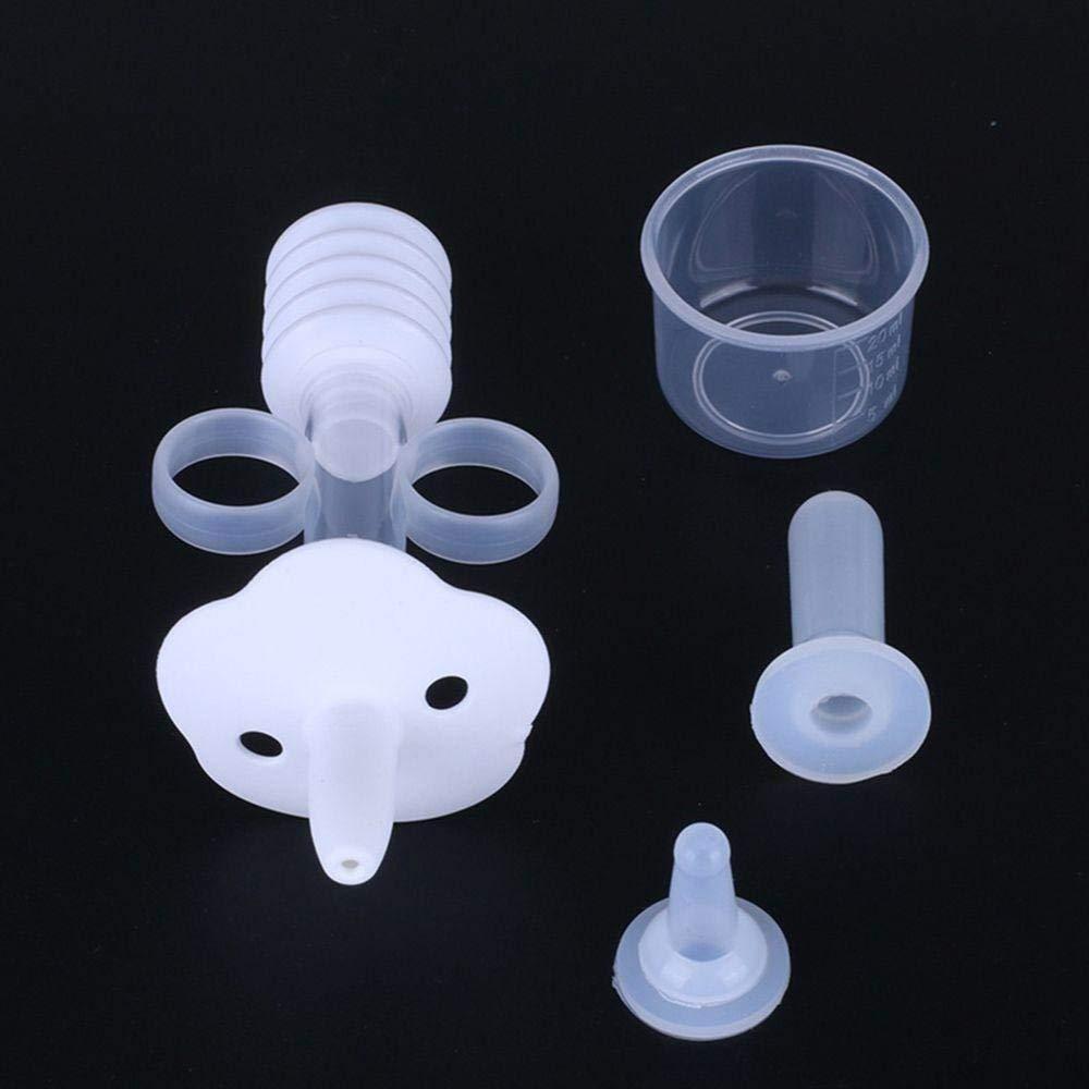 Amapower Milk Gel Puppy Medication Water Rod Dog Syringes Feeding Tools Feeding Water Feeder Pet